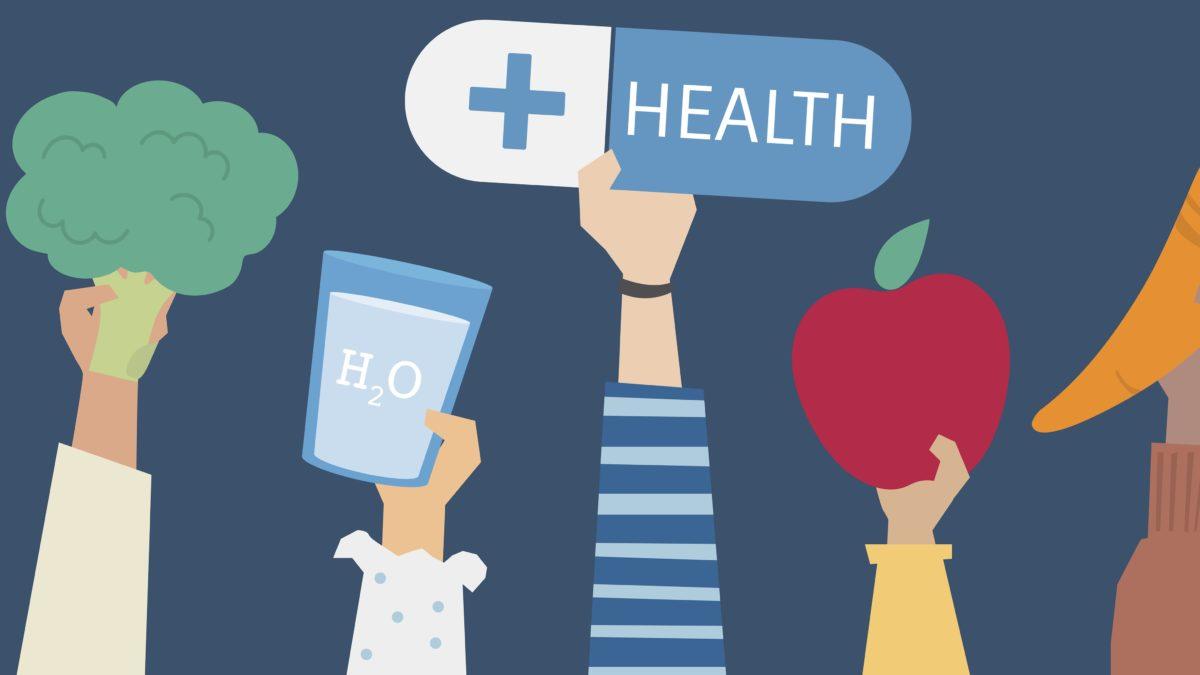 Alimentos saudáveis ajudam na saúde preventiva?