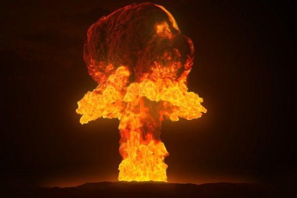 Bomba atômica usada na segunda guerra mundial