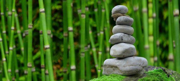 Paciente: Pedras sobrepostas em equilíbrio